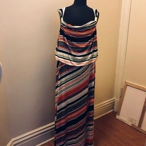 Calvin Klein long dress 3X